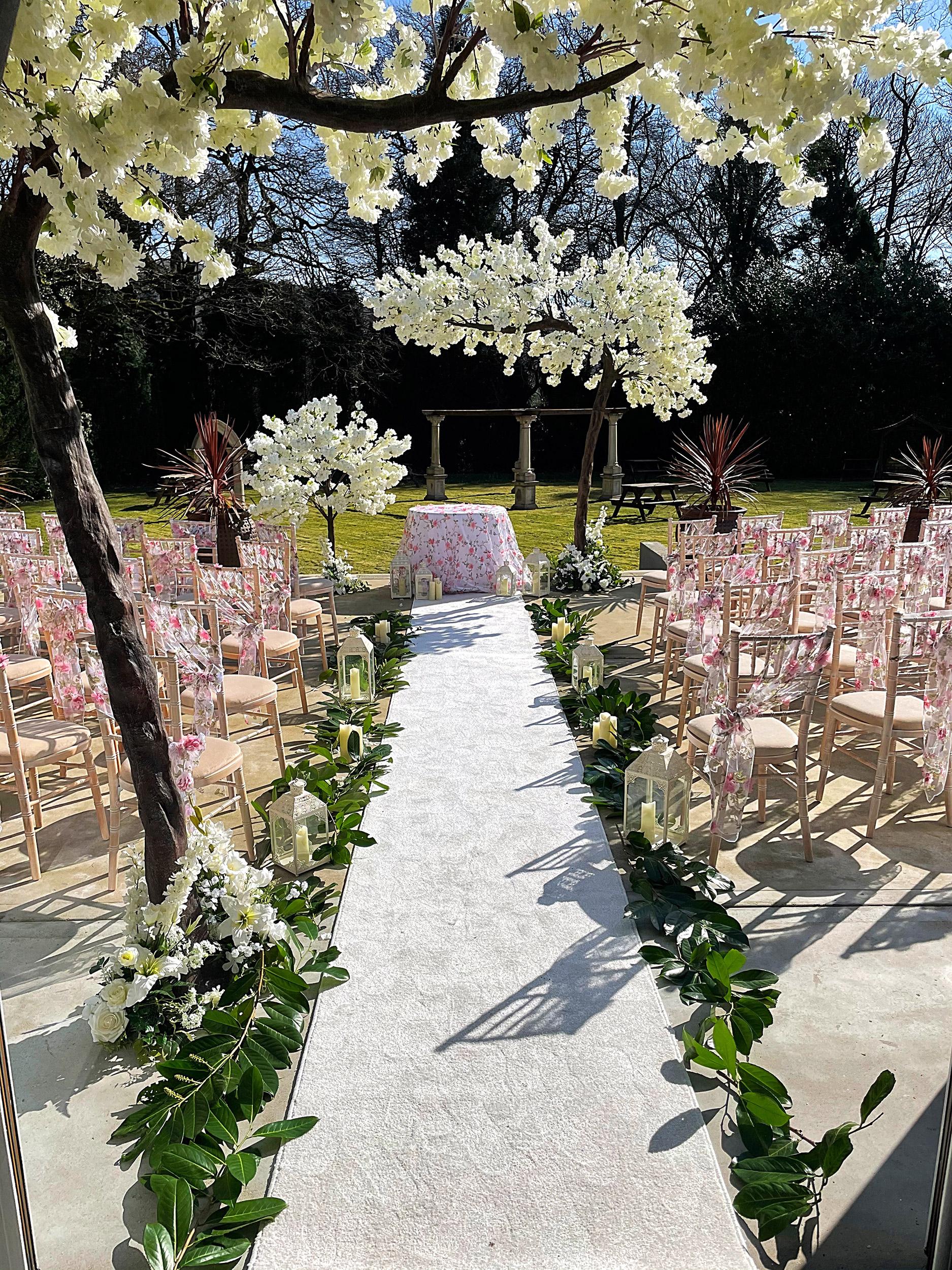 Manor Park Outdoor Weddings